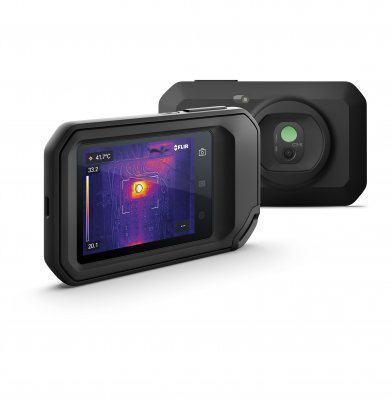 FLIR Introduces New C3-X Compact Thermal Camera