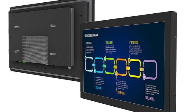 Panel PC with Core I7 Processor suitable for Industrial use