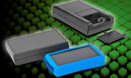 The BCH Handheld enclosure series – an ergonomic and flexible solution for control equipment from BCL Enclosures