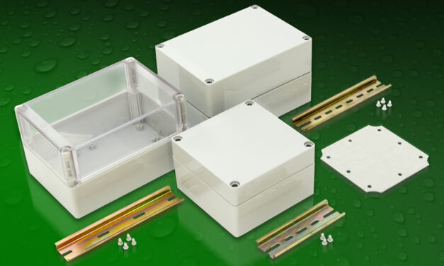 Tough BN Junction Box Enclosures from BCL Enclosures for cables, PCBs, control and Emech components protect against impact and liquids