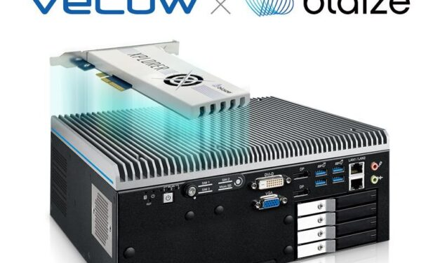 Vecow and Blaize Team to Deliver Leading Workstation-grade Edge AI Computing Solution