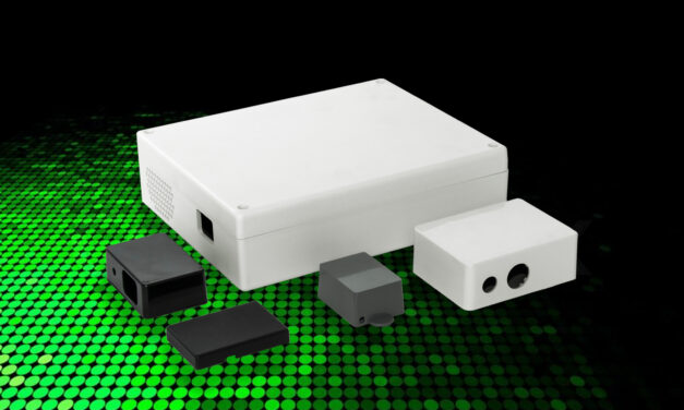 Extensive range of enclosures and accessories now available with simple online ordering from UK manufacturer