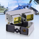 Uniquely versatile: the lightweight, rectangular OPTIMUS by Nicomatic™ modular connector series is fully EN4165 compliant for aerospace and defence applications in standard and full custom configurations
