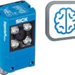 SICK Launches Compact 2D Vision Camera with Deep Learning App Onboard