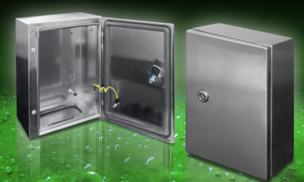 BCL Enclosures launches new stainless steel BEDSS Series door enclosures – IP66-rated for safe wash-down, suits corrosive and hygienic environments