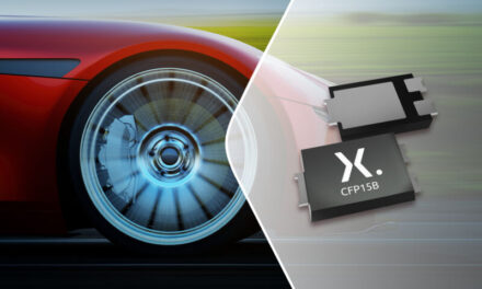 Nexperia surface-mount device passes Board Level Reliability requirements for automotive application