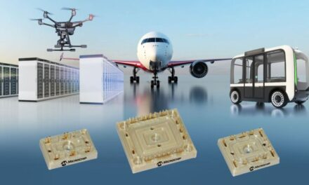 First Aerospace-qualified Baseless Power Module Family Improves Aircraft Electrical System Efficiency