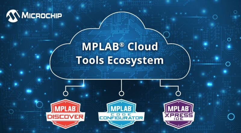 MPLAB® Cloud Tools Ecosystem Brings Secure, Platform-independent Development Workflow to PIC® and AVR® Microcontrollers