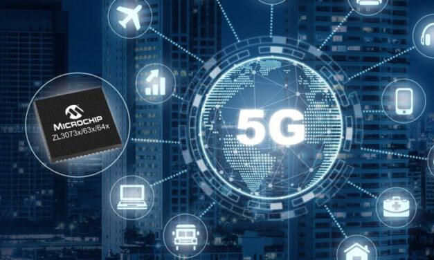 First Single-Chip Network Synchronization Solution Provides Ultra Precise Timing for 5G Radio Access Equipment