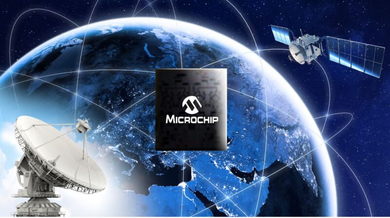 Microchip Boosts Gallium Nitride (GaN) Radio Frequency (RF) Portfolio with Ka-band Monolithic Microwave Integrated Circuit (MMIC) with High Linearity for SatCom Terminals