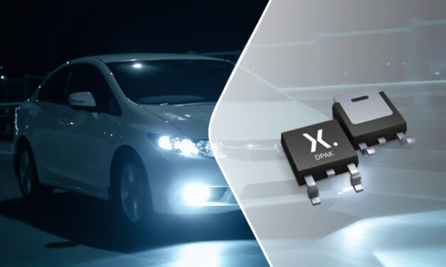 Nexperia's new bipolar junction transistors in DPAK-package deliver high reliability performance for automotive and industrial applications