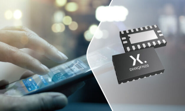 World's smallest and thinnest standard logic DHXQFN packages from Nexperia in 14, 16, 20 and 24 pins